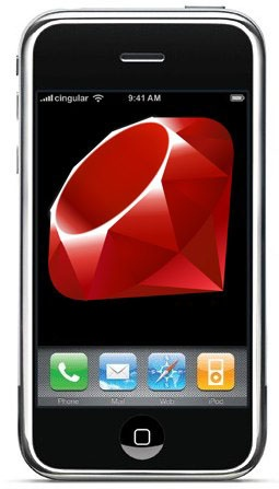 Iphone Ruby