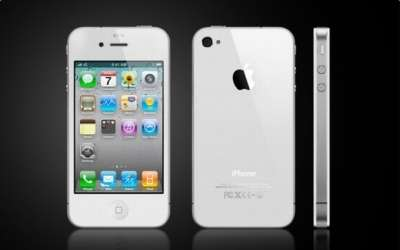 Apple Lanca Iphone 4 Branco