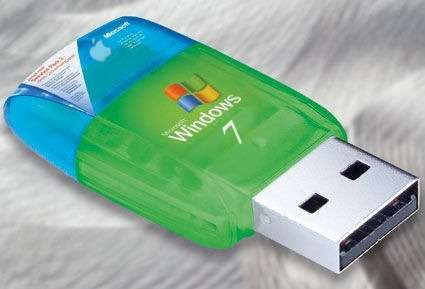 Pendrive Windows 7