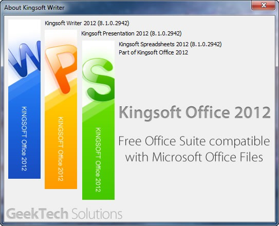 Kingsoft Office Logo Kingsoft Presentation Free