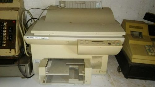 Impressora Antiga HP OfficeJet Pro 1175C