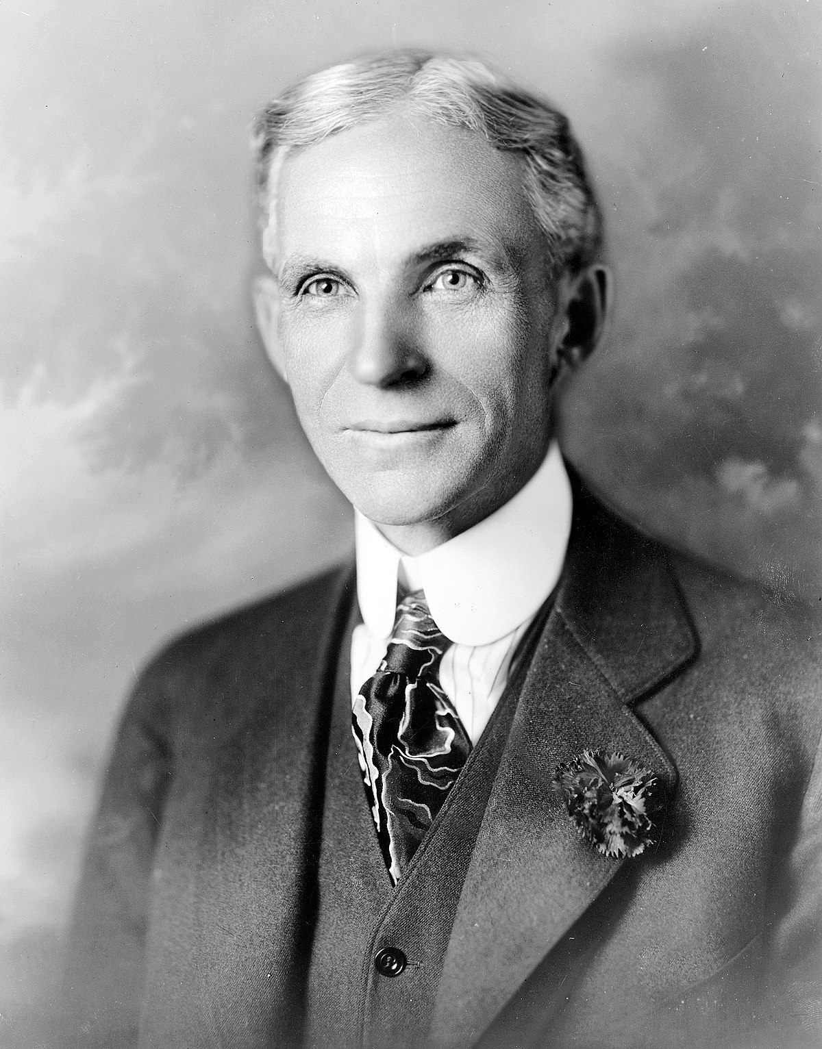 Foto do Genial  Henry Ford