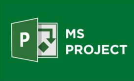 Logo MS Project